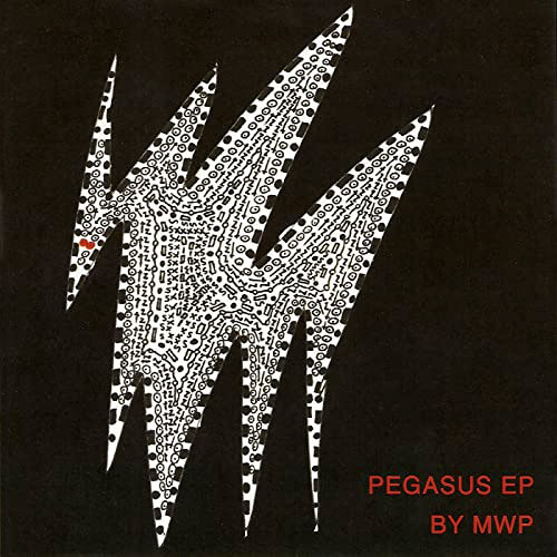 Marty Willson-Piper - Pegasus EP Cover